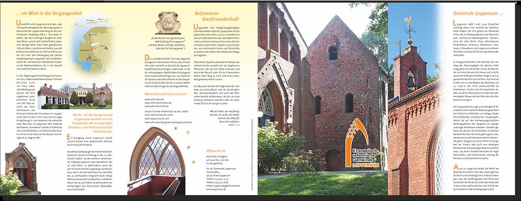 Ev.-ref. Gemeinde Loppersum Folder 1